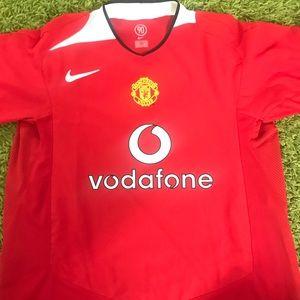 d602b7a72 Manchester United jersey